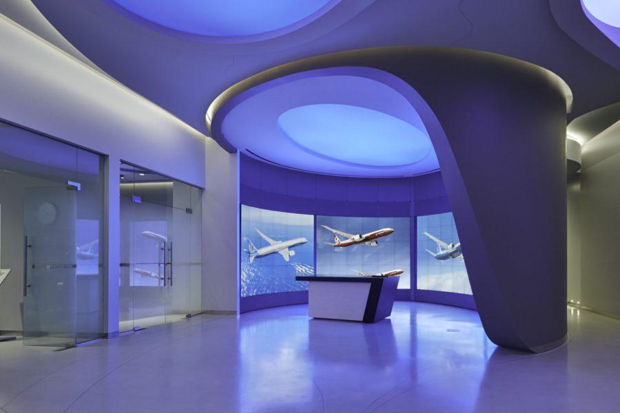 Архитектурный потолок